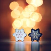 chocolate snowflakes by deliciousgreen