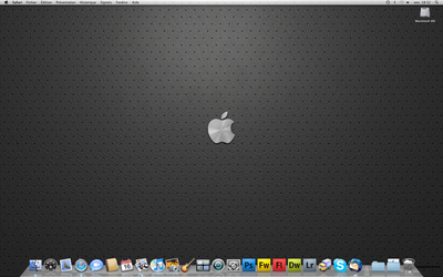 My new Desktop Scrennshot by Youness-toulouse
