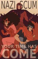 your time has come by honeyheist