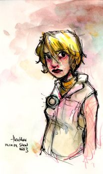 Heather: Silent Hill 3 by Noody
