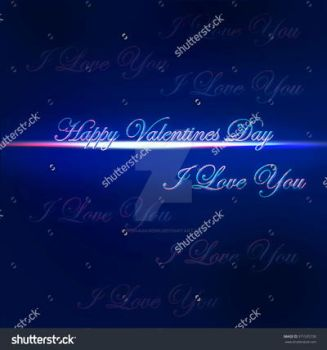 Stock-photo-happy-valentine-s-day-card-with-i-love by nishagandhi