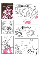 Gym first comic 5 by MaLAgua