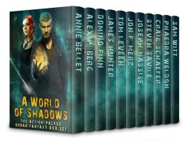 A World of Shadows - BoxSet by LHarper