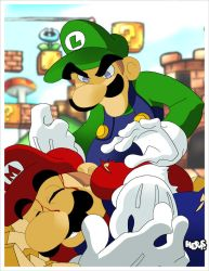 At Last... Luigi Time by herms85