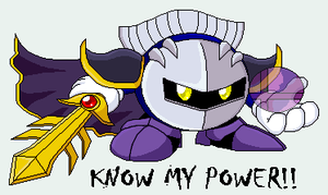 Metaknight by NO-Body-The-Dragon