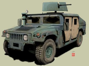 UAH_Up Armored Humvee 02 by randychen