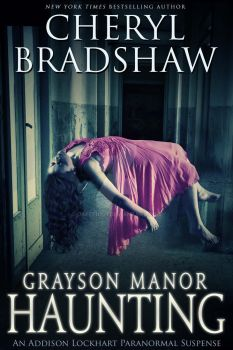 Paranormal Ebook cover: Grayson Manor Haunting by Dafeenah