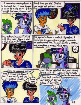Twilight Sparkle And The Big City Page By Newyorkx D Wv Hp