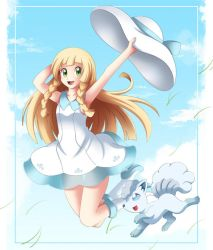 Lillie from Pokemon by Bicoitor