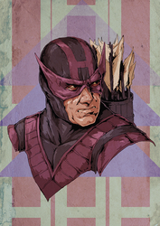 Hawkeye by RogierB