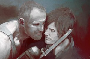 dixon brothers 2 by Everybery