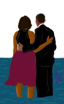 Good bye to the Obamas by blackpride-brownlove