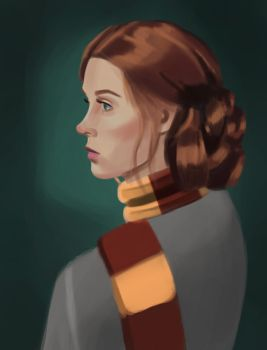 Ginny Weasly by Keepitfresh1113