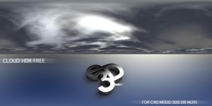 cloud hdr for 3d apps by 3DEricDesign
