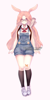 COMM : ChibiBree ( 1 / 2 ) by Temachii