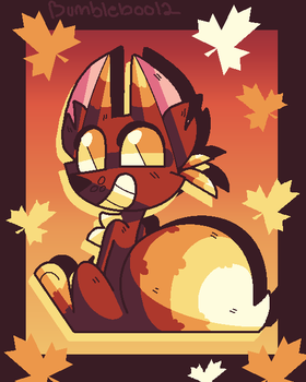 Autumn leaves by bumbleboo12