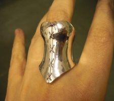 Corset Ring by fairyfrog