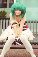 Give Me That Moe Smile ^_^ by OppositeCosplay