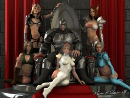 The Submissives v1 by Sharby
