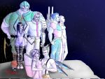 transformers : looking for a new world by puticron