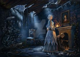 L'ombra dell'incantatrice by Saarl