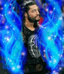 The Big Dog Roman Reigns  by sparsenote