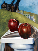 Museum with Apples by hank1
