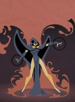 Raven by Diego Grosso by ArteX79