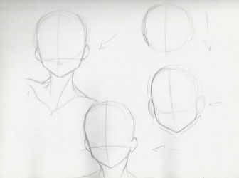 how to draw face by llMantrumll