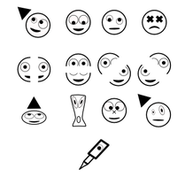 face cursors by pastakiller