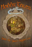 Hobbit Tales Cover by JonHodgson