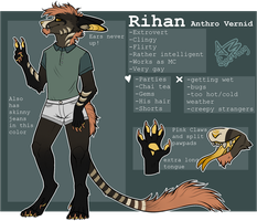 Rihan Anthro Ref by Sae-Fang