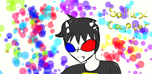 Sollux by Ask-RoseLalonde