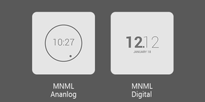 Mnml Series by AlexJMiller
