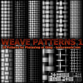 Weave Patterns 1 by AscendedArts