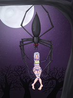 Spider Nightmares by Ragadabah