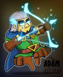 Magic Archer by Adam-Clowery
