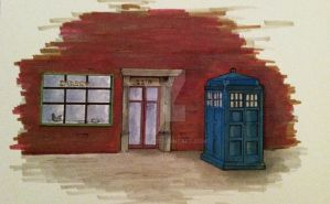 The Case of the Doctor and the Pastry by brihunt