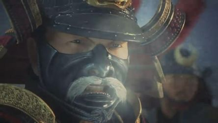 Angry Takeda Shingen by EvilWarChief666