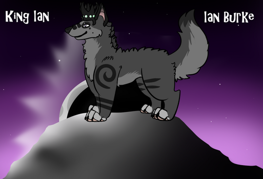 King Ian [TG ref sheet] + Story snippet! by Stormsfeather