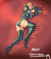 merry glerstmas (not translation) by iggler