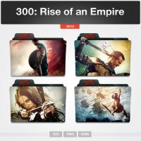 300 - Rise of an Empire (Folder Icon) by limav