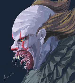 Pennywise by ArizXD