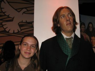 Me and Oscar Wilde in London by marauder-robijn