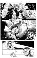 avengers vs x-men 6 pg 33 by MarkMorales