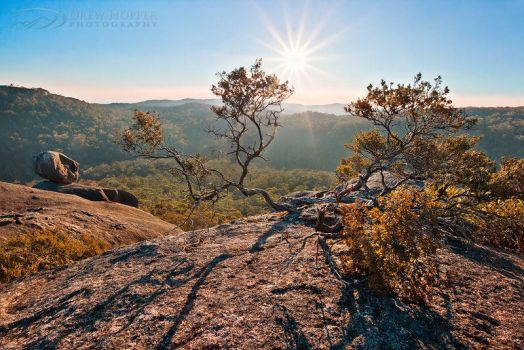 Rugged Topography by DrewHopper