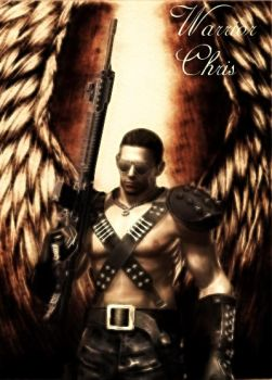 Warrior Chris by WarriorFire