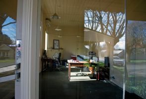 Office, Trentham, Victoria 2 by dpt56