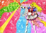 Ultimate Galactic Cosmic Sailor Everything by Leaf-nin