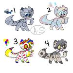 Random cat adopts (10 points each) (OPEN by Ampharos-Shock